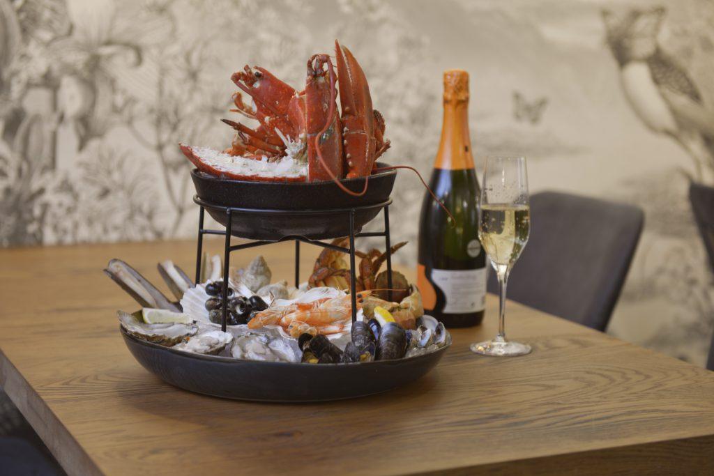 fruit de mer Restaurant Zeeuwse Streken Middelburg