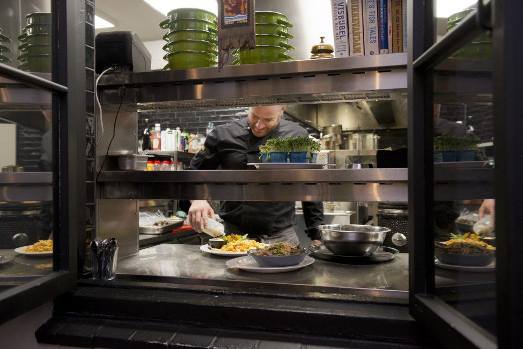 Keuken Vis Restaurant Zeeuwse Streken Middelburg