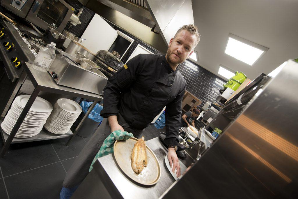 Chef Vis Restaurant Zeeuwse Streken Middelburg